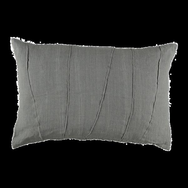 Bild på JOSEF Kuddfodral Dark grey 40x60 cm
